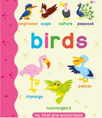 Buy Online Birds Picture Book in India 87-6
