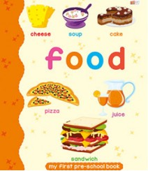 Buy Online Food Picture Book in India 89-0