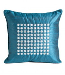 Embroided Filled Circles Cushion Covers Set of 5 VFCC-02