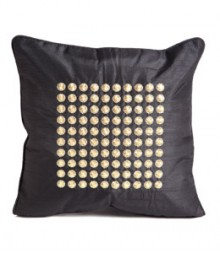 Embroided Filled Circles Cushion Covers Set of 5 VFCC-05