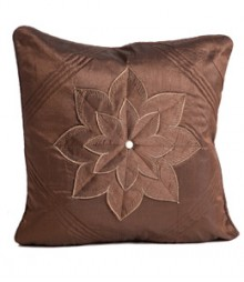 Double Flower Cushion Cover Set of 5 VFCC-20