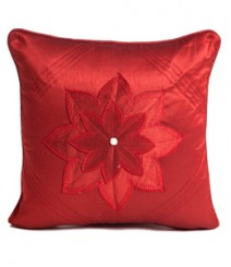 Double Flower Cushion Cover Set of 5 VFCC-21