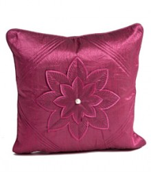 Double Flower Cushion Cover Set of 5 VFCC-24