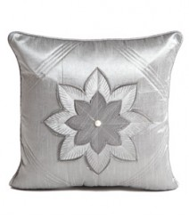 Double Flower Cushion Cover Set of 5 VFCC-25