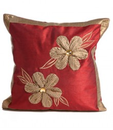 Two Flower Cushion Cover Set of 5 VFCC-50