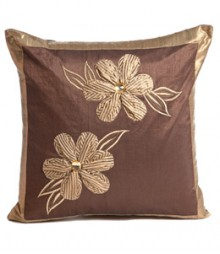 Two Flower Cushion Cover Set of 5 VFCC-52