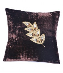 Dimonf Leaf Cushion Cover set of 5 VFCC-60