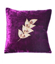Dimonf Leaf Cushion Cover set of 5 VFCC-61