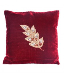 Dimonf Leaf Cushion Cover set of 5 VFCC-62