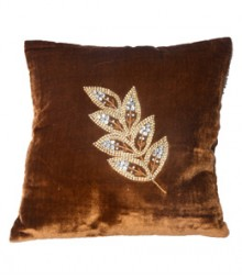 Dimonf Leaf Cushion Cover set of 5 VFCC-64