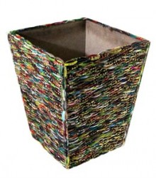 Dustbin of Bangle Mosaic OH-DBBM10