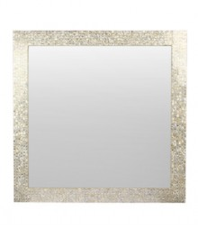 Mirror Frame of White Mother of Pearl OH-MFRS33