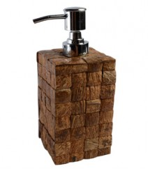 Soap Dispenser of Coconut Shell OH-SDPCS