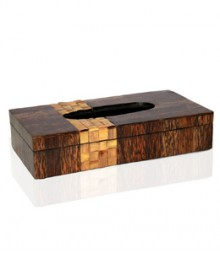 Tisshue Box of TaadiWood & Bamboo OH-TBTB1052