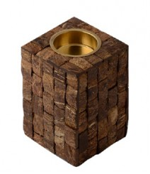 Tea Light of Coconut Shell OH-TLCS4