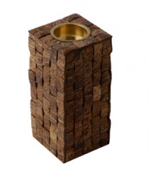 Tea Light of Coconut Shell OH-TLCS6
