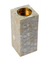 Tea Light of White Mother of Pearl OH-TLRS4