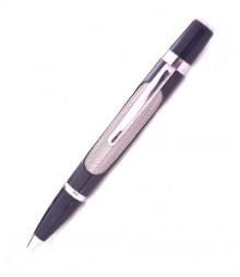 Stylish Silver Netted Roller Ball Pen PRJ01-10-037