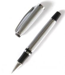 Silver Raindrop Designer Ball Pen PRJ010