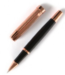 Copper Raindrop Designer Ball Pen PRJ027