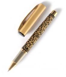 Golden Black Designer Ball Pen PRJ030