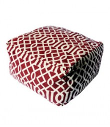 Buy Grill Floor Cotton Pouf Online - IND-PF-012