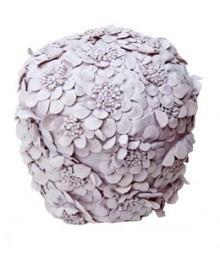 Buy Felt Wool Pouf Online - IND-PF-021