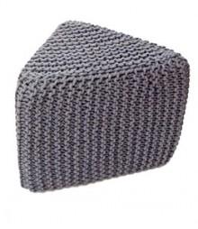 Buy Triangular Cotton Pouf Online - IND-PF-027