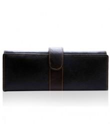 Ladies wallet combo LI-KI-917 (Ladies wallet + Leather Keyring + Scarf )