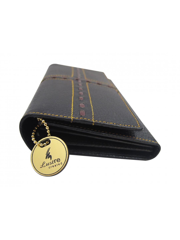 Ladies wallet combo LI-KI-KA12 (Ladies wallet + Leather ...