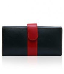 Ladies wallet combo LI-KI-KA15 (Ladies wallet + Leather Keyring + Scarf )