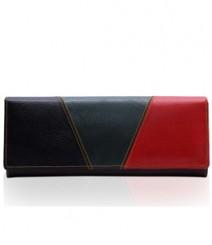 Ladies wallet combo LI-KI-KA2 (Ladies wallet + Leather Keyring + Scarf )