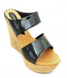 Black Semi-Formal (Office / Evening Wear) Slip-On Adr17072bk