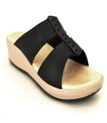 Black Casual Slip-On Adr59017bk