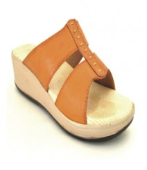 Tan Casual Slip-On Adr59017tn