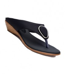 Black Color Designer Slip-On DRG7404BK for Women