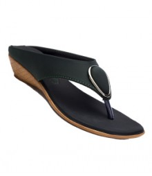 D. Green Color Designer Slip-On DRG7404DGN for Women
