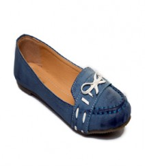 Blue Casual Loafer Glsmf467blu