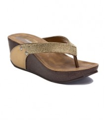 Copper Color Designer Slip-On GLX256CP for Women