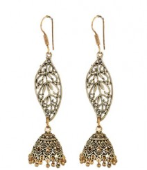 Keerti Jhumkis FAAPER06 Earrings Made from German Silver