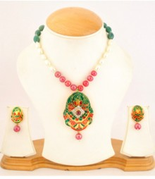 Kiya Multicolored Jewelry Set FAAPER22 Made from Alloy