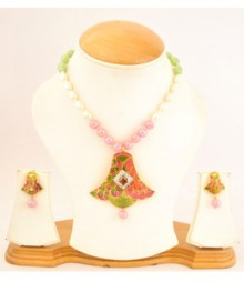Amara Multicolored Jewelry Set FAAPER23 Made from Alloy