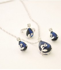 Sebastian Jewelry Set FAAPER31 Made from Alloy