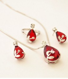 Sebastian Jewelry Set FAAPER32 Made from Alloy