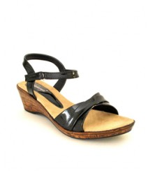 Black Formal/Evening Sandals