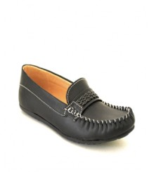 Black Casual - Daily Loafers