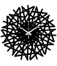 Random Web World Standerd Analog Wall Clock RC-0107