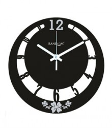 Random Eccentric Analog Wall Clock RC-0113
