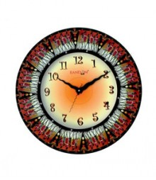 Random Aura-Tribal Analog Wall Clock RC -0305T