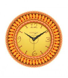 Random Aura-Utsav Analog Wall Clock RC-0305U